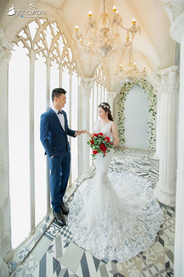 Xếp hạng 6 Studio chụp ảnh cưới phong cách Hàn Quốc đẹp nhất quận 7, TP. HCM -  Áo Cưới Hana Trần