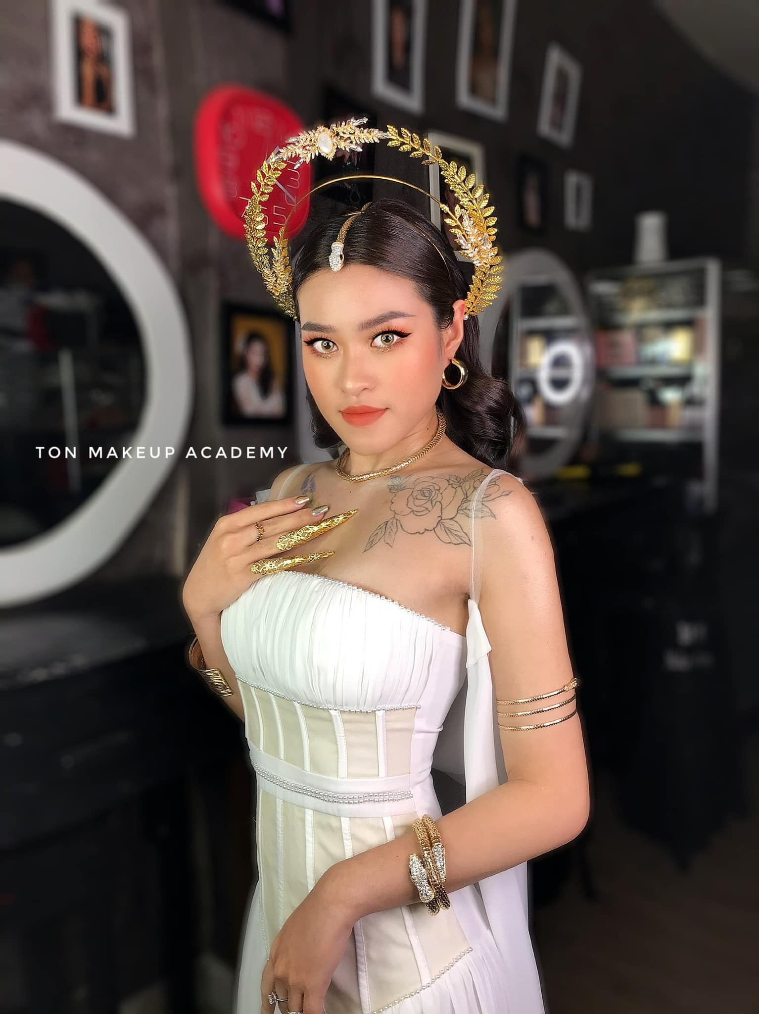 Top 7  tiệm trang điểm cô dâu đẹp nhất tại Vũng Tàu -  Makeup Baton