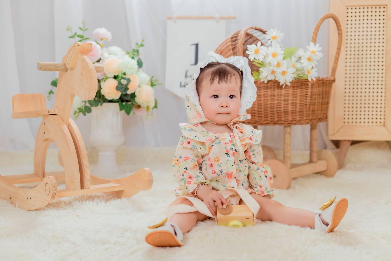 Top 6 studio chụp ảnh bé đẹp và chất lượng nhất Đà Lạt - MON Studio