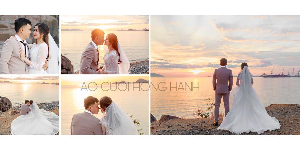 Xếp hạng 6 Studio chụp ảnh cưới đẹp nhất Ninh Hòa, Khánh Hòa -  Áo cưới Hồng Hạnh