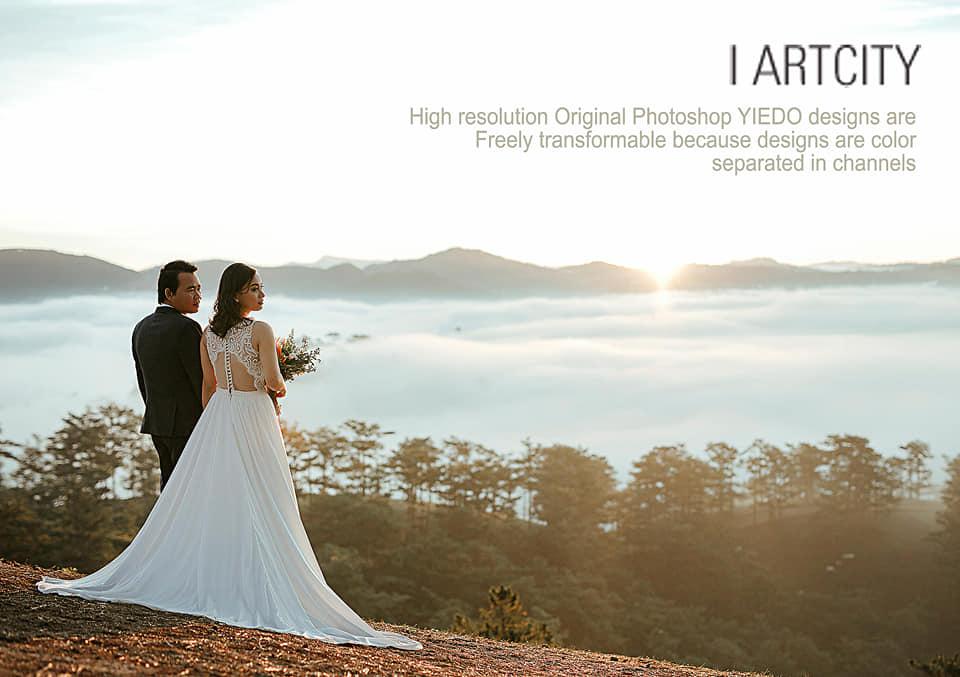 Xếp hạng 6 Địa chỉ chụp ảnh cưới đẹp và chất lượng nhất La Gi, Bình Thuận -  Studio áo cưới Hà Nguyên