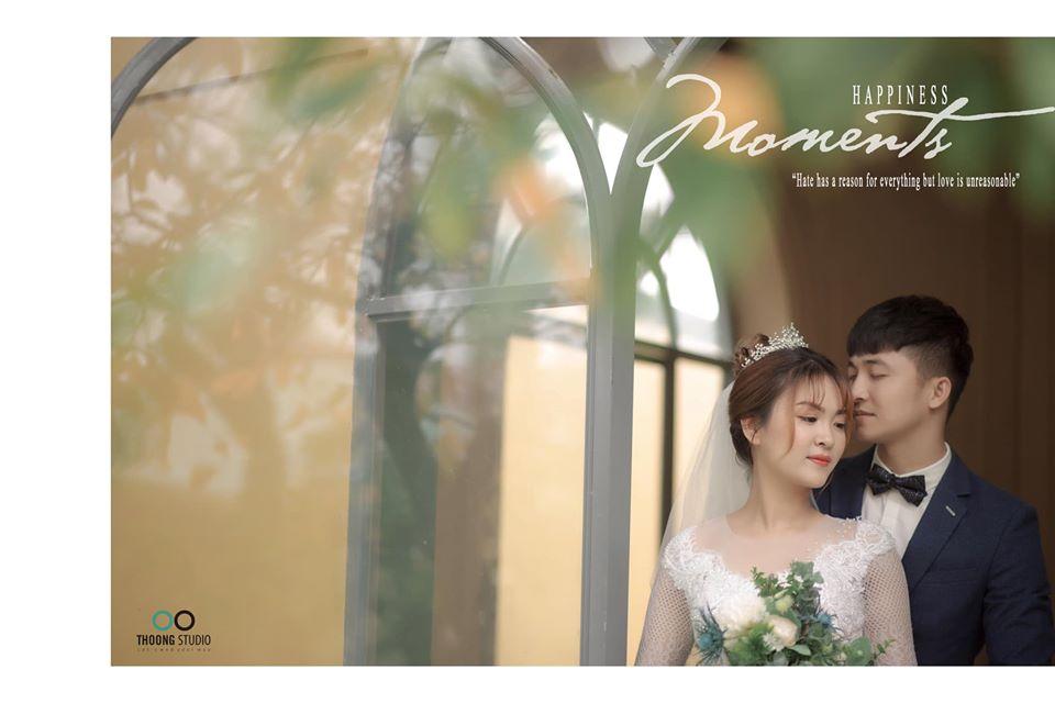 Xếp hạng 7 Studio chụp ảnh cưới đẹp nhất tại Nghệ An -  Thoong Studio
