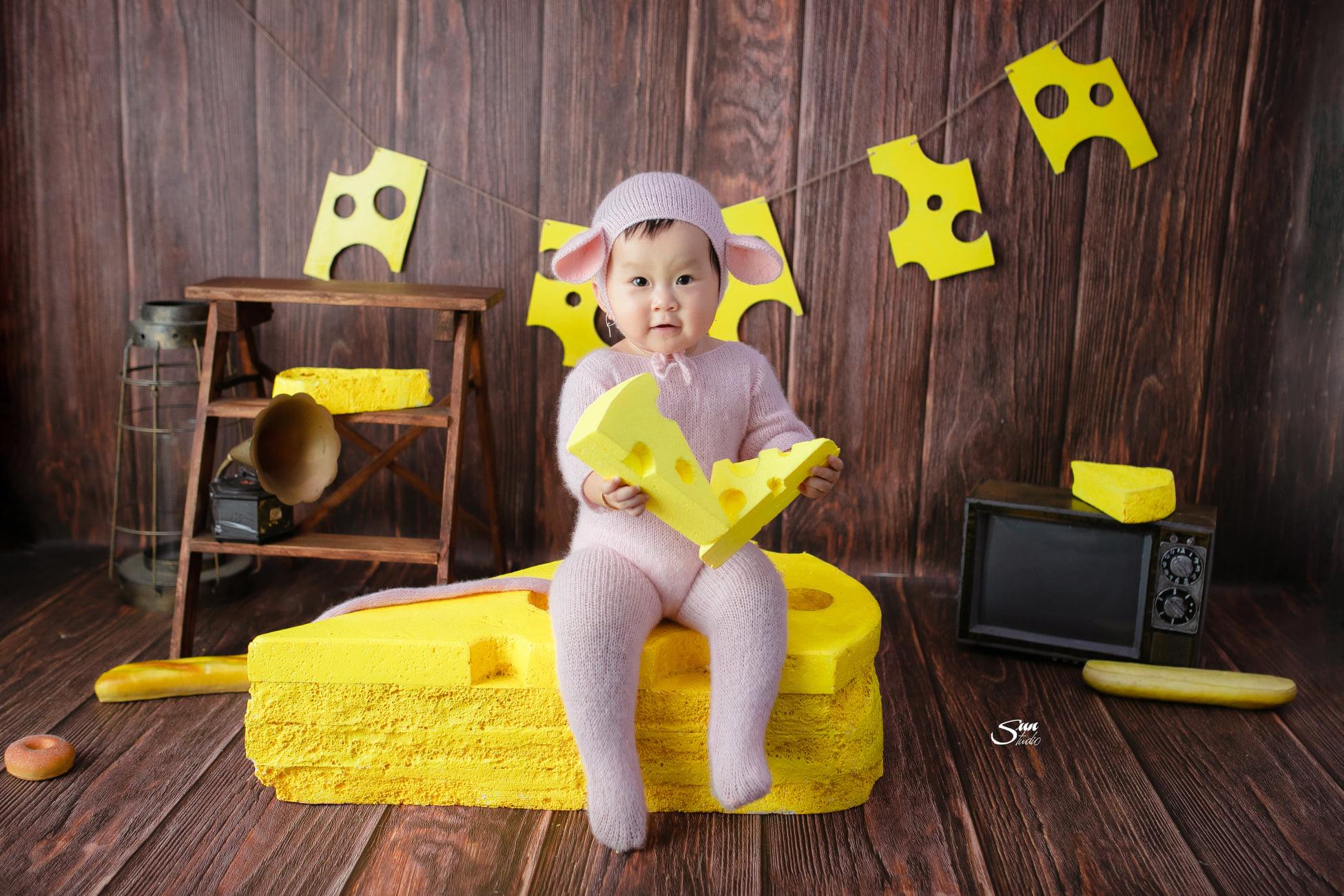 Top 6 Địa chỉ nhận chụp ảnh bé đẹp và chất lượng nhất Bình Dương - Sun Baby Studio