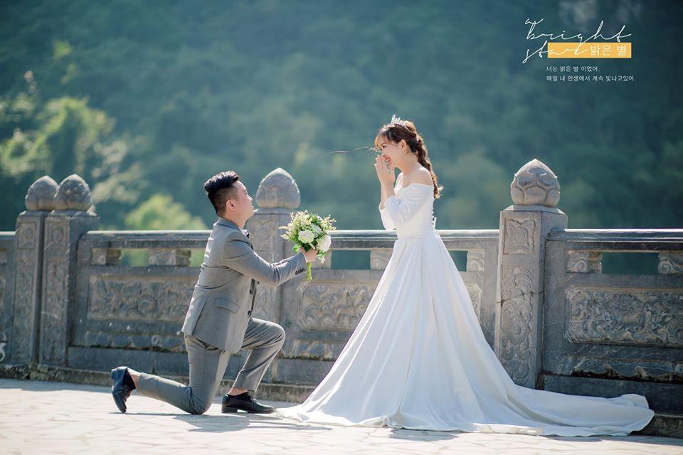 Xếp hạng 7 Studio chụp ảnh cưới phong cách Hàn Quốc đẹp nhất Bắc Ninh -  Phong Lâm Studio