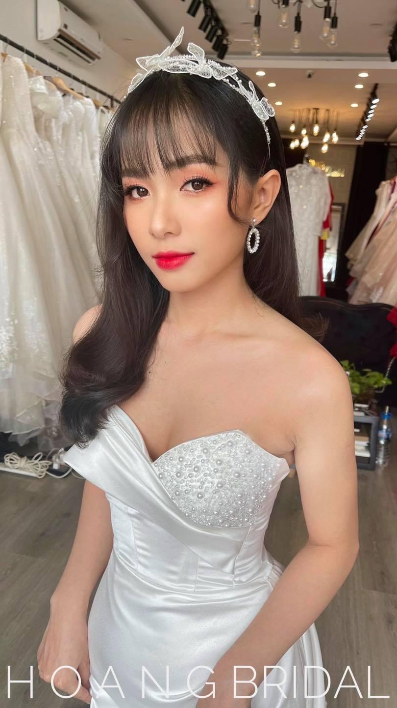Top 7 tiệm trang điểm cô dâu đẹp nhất tại Tiền Giang -  HOÀNG Bridal