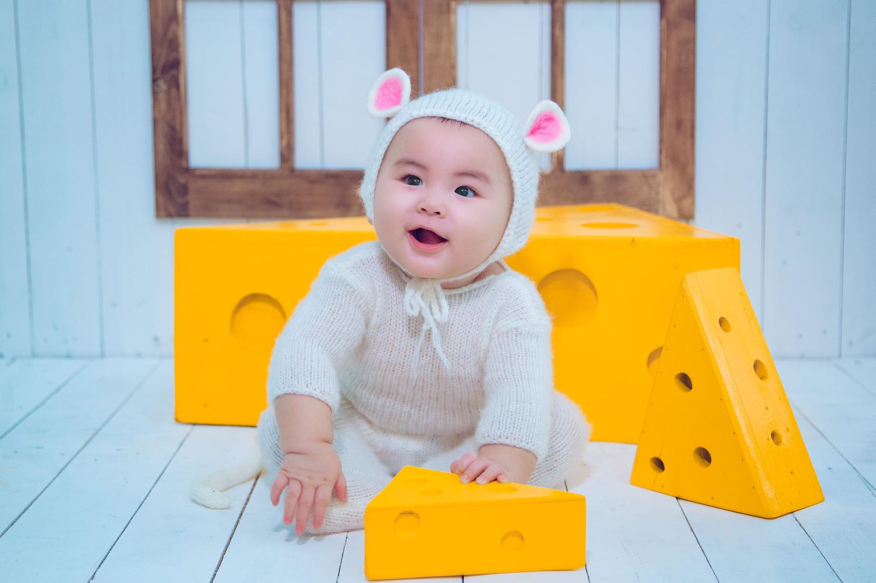 Top 6 Địa chỉ nhận chụp ảnh bé đẹp và chất lượng nhất Bình Dương - Két Baby Photography
