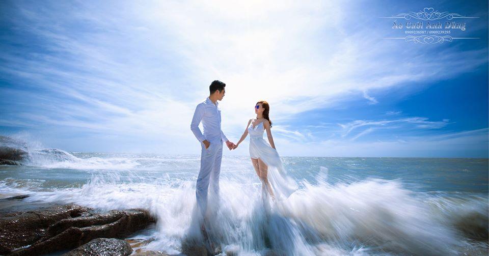 Xếp hạng 7 Studio chụp ảnh cưới đẹp nhất TP. Bà Rịa Vũng Tàu -  Áo Cưới Anh Dũng Studio.