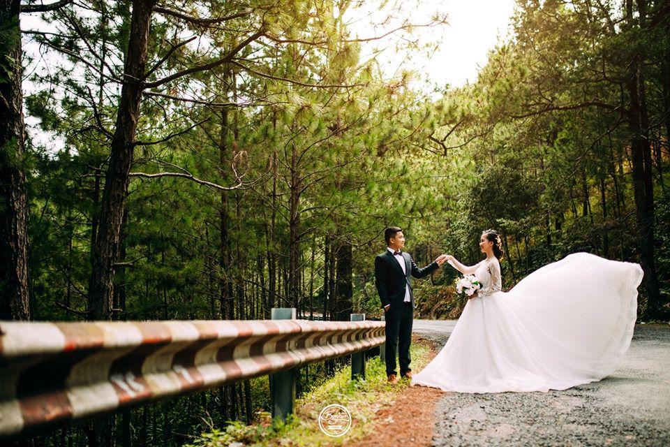 Xếp hạng 4 Studio chụp ảnh cưới phong cách Hàn Quốc đẹp nhất quận 4, TP. HCM -  Bonjour Studio