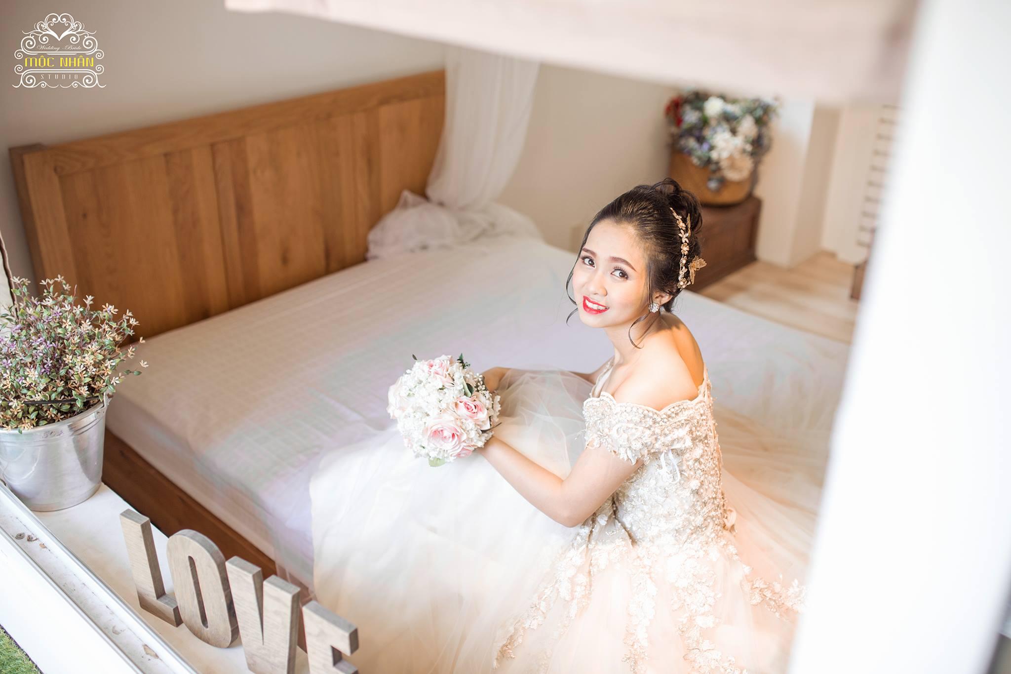Top 7 tiệm trang điểm cô dâu đẹp nhất tại Đồng Nai -  MỘC NHÂN Studio