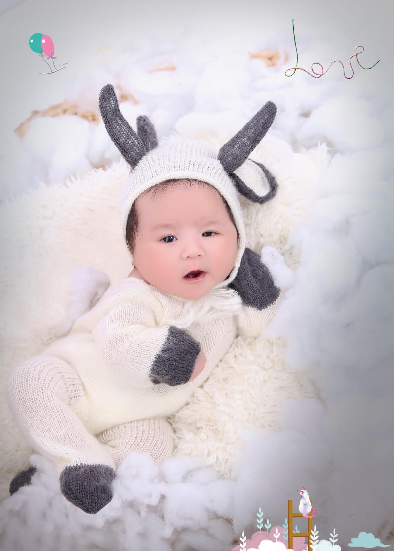 Top 7 Studio chụp ảnh cho bé đẹp và chất lượng nhất Cần Thơ - Duyên Dáng Studio