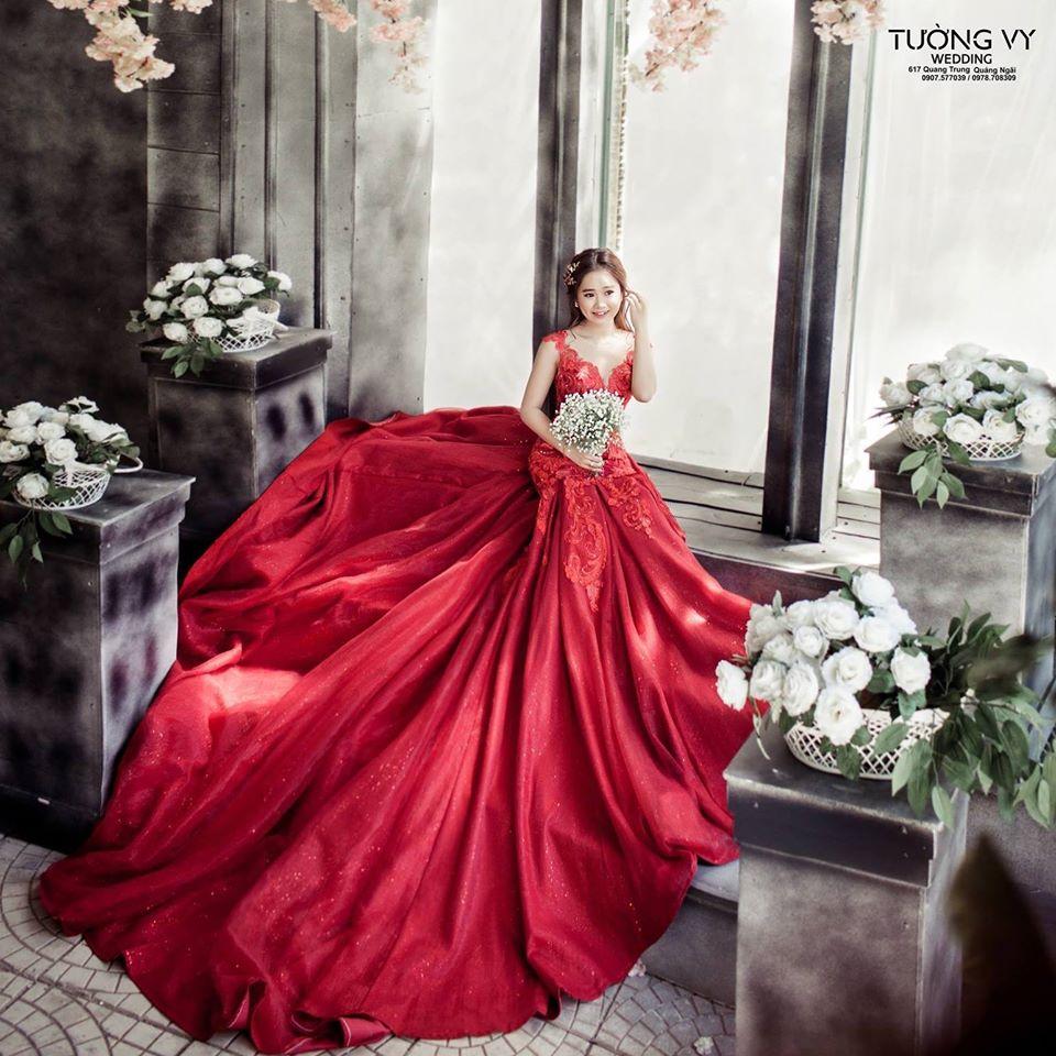 Xếp hạng 6 Studio chụp ảnh cưới đẹp nhất tại TP Quảng Ngãi -  Tường Vy Wedding