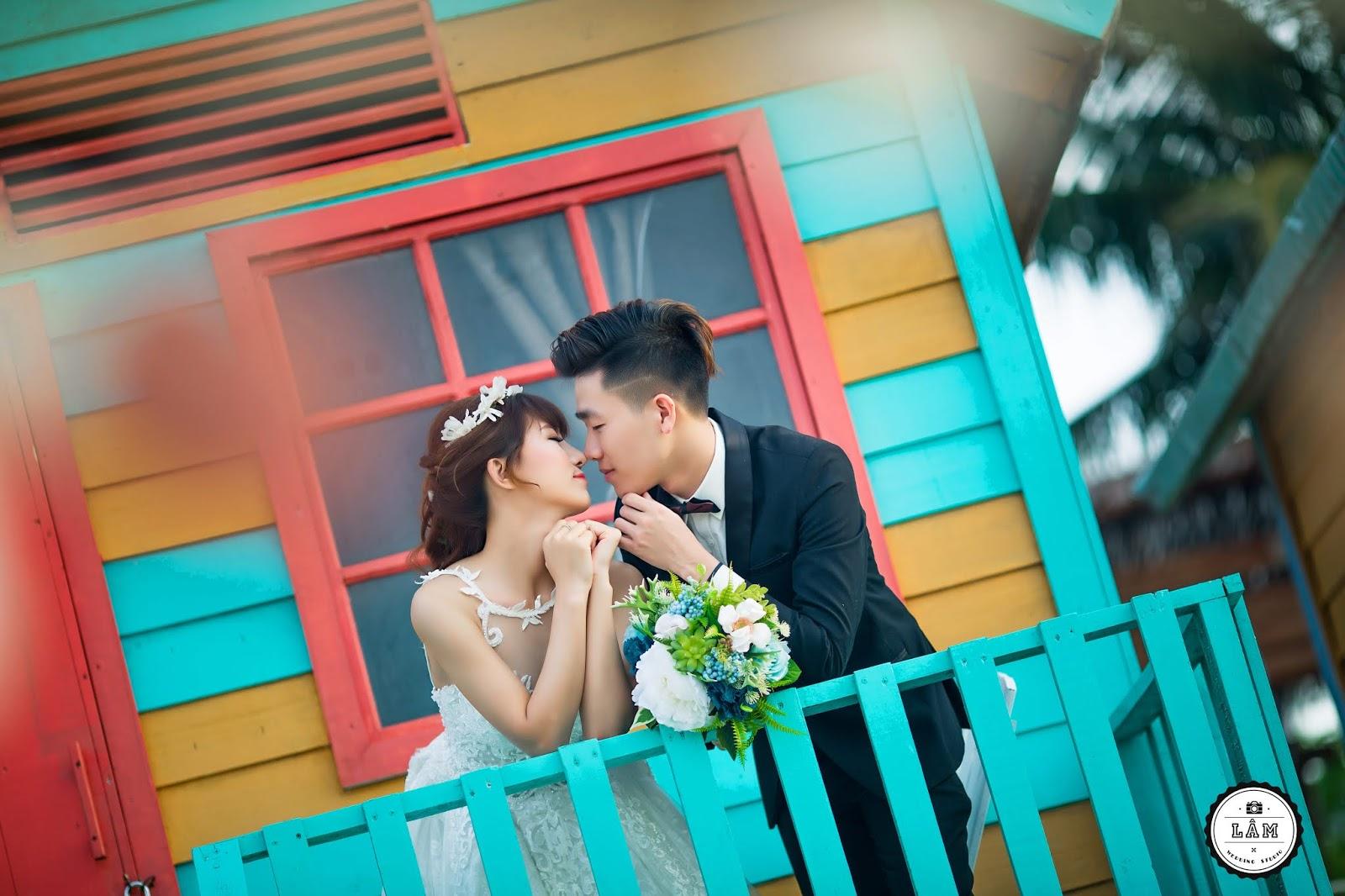 Xếp hạng 8 studio chụp ảnh cưới đẹp nhất Bình Thuận -  Lâm Wedding Studio