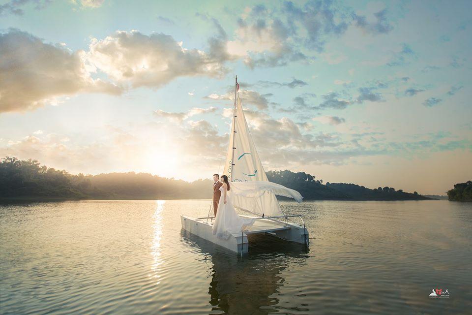 Xếp hạng 5 Studio chụp ảnh cưới đẹp nhất Hưng Yên -  Áo Cưới MaiA