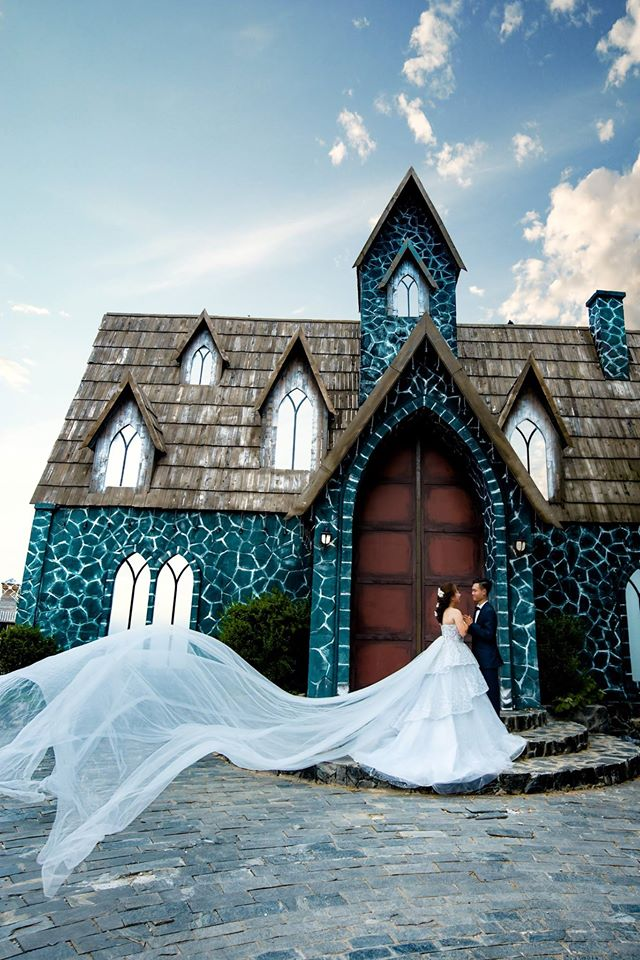 Xếp hạng 5 Studio chụp ảnh cưới đẹp nhất Nhơn Trạch, Đồng Nai -  Áo Cưới Đức Tuy