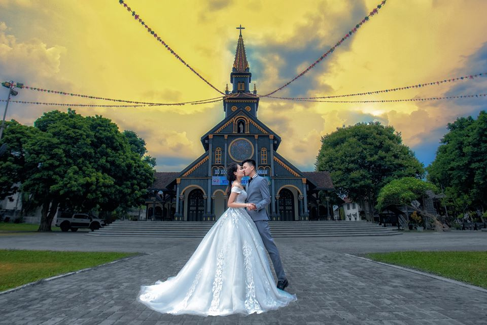 Xếp hạng 8 Studio chụp ảnh cưới đẹp nhất TP Kon Tum -  Luân Nguyễn Wedding
