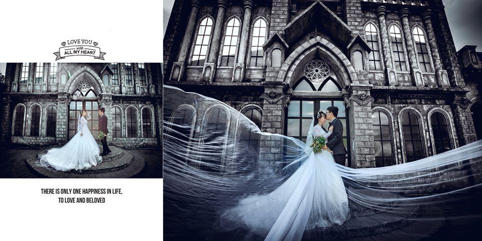 Xếp hạng 8 studio chụp ảnh cưới đẹp nhất tại Bình Dương -  Studio Thiên Đường Bình Dương