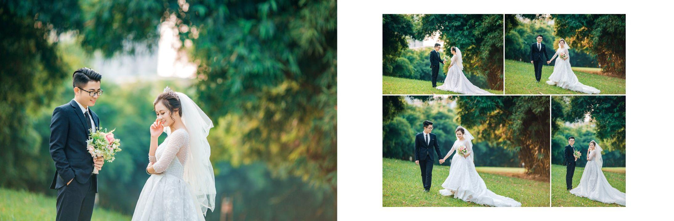 Xếp hạng 6 Studio chụp ảnh cưới phong cách Hàn Quốc đẹp nhất quận Thanh Xuân, Hà Nội -  Đa Minh Tân Wedding Studio