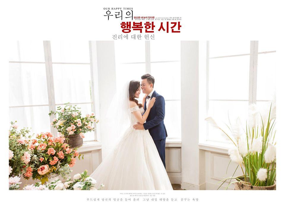 Xếp hạng 5 Studio chụp ảnh cưới đẹp nhất TP Yên Bái -  Romeo Bridal
