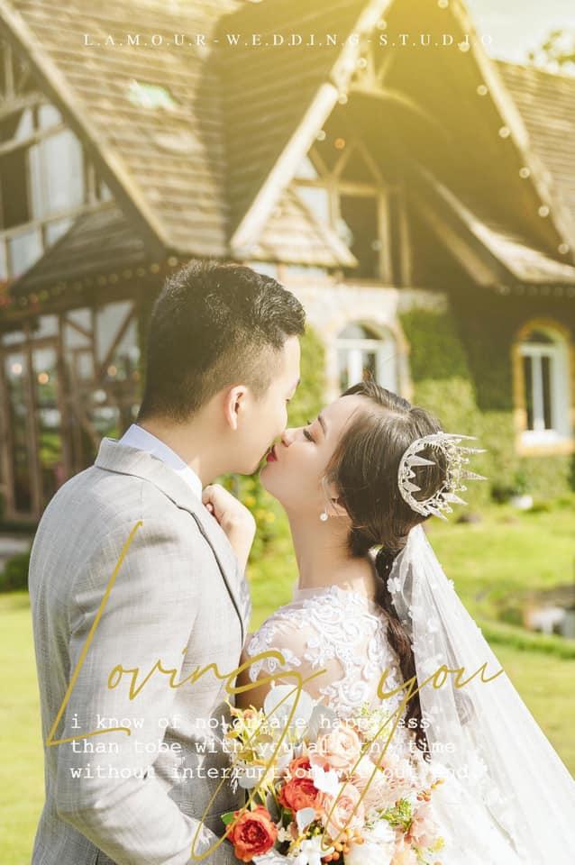 Xếp hạng 7 studio chụp ảnh cưới đẹp nhất tại Thái Nguyên -  L`amour Wedding Studio