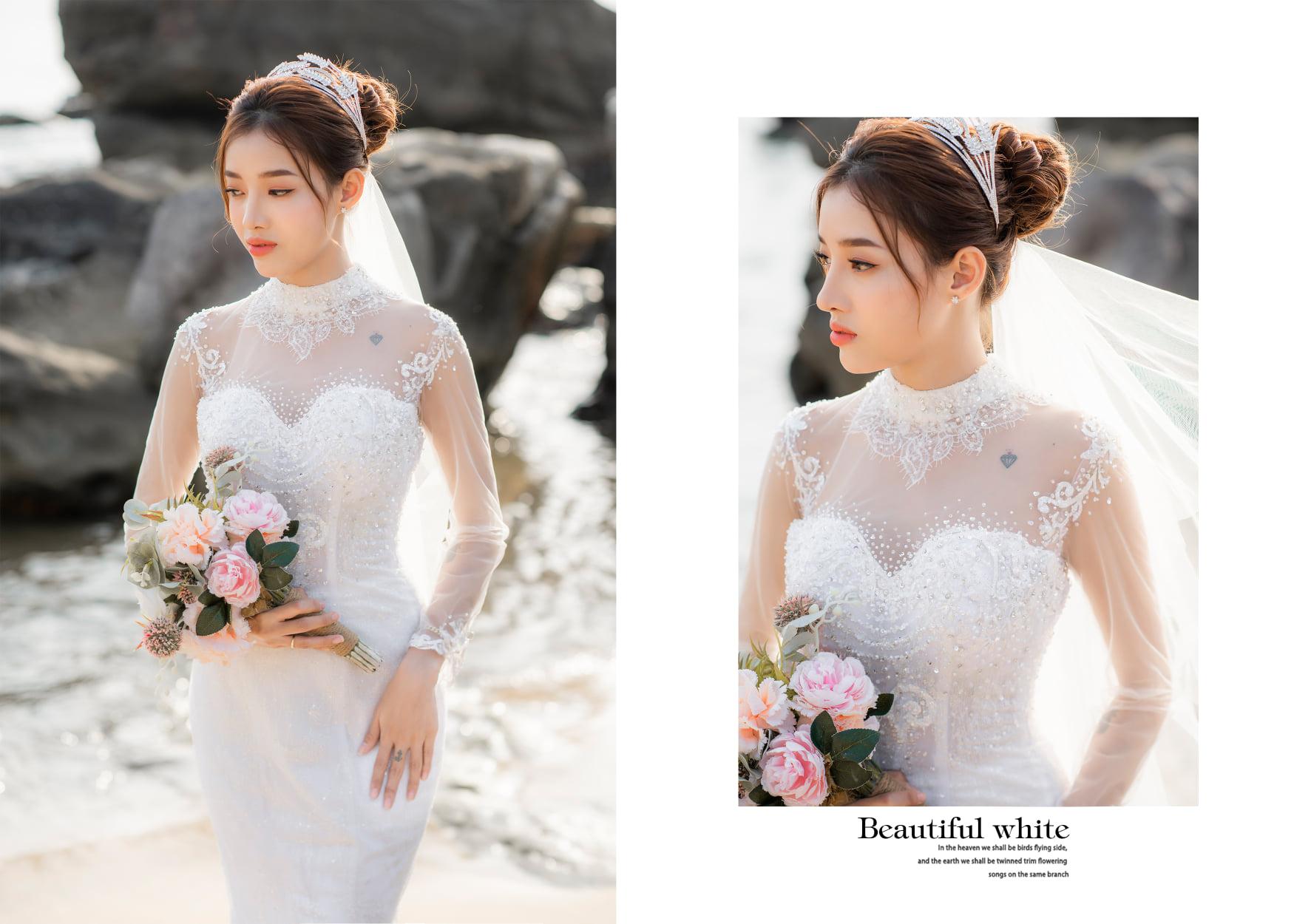 Top 7 tiệm trang điểm cô dâu đẹp nhất tại Phú Quốc -  Tú Tina Make Up (Studio Wedding Win)