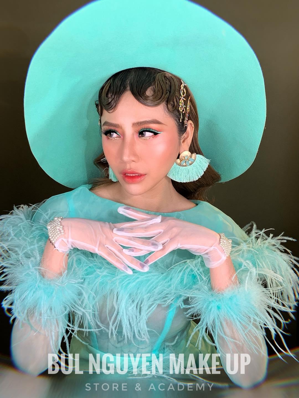 Top 7 tiệm trang điểm cô dâu đẹp nhất tại Hà Nội -  Bul Nguyễn Make Up