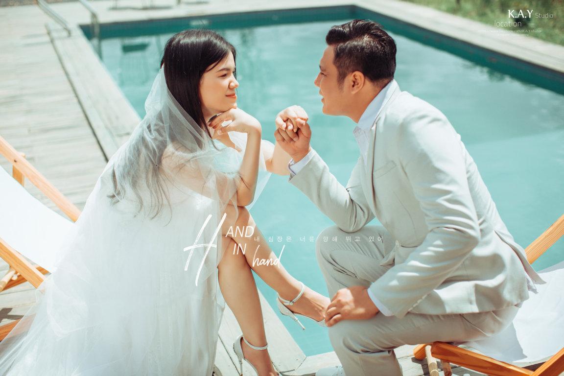 Xếp hạng 5 Studio chụp ảnh cưới phong cách Hàn Quốc đẹp nhất quận 6, TP. HCM -  K.A.Y Studio