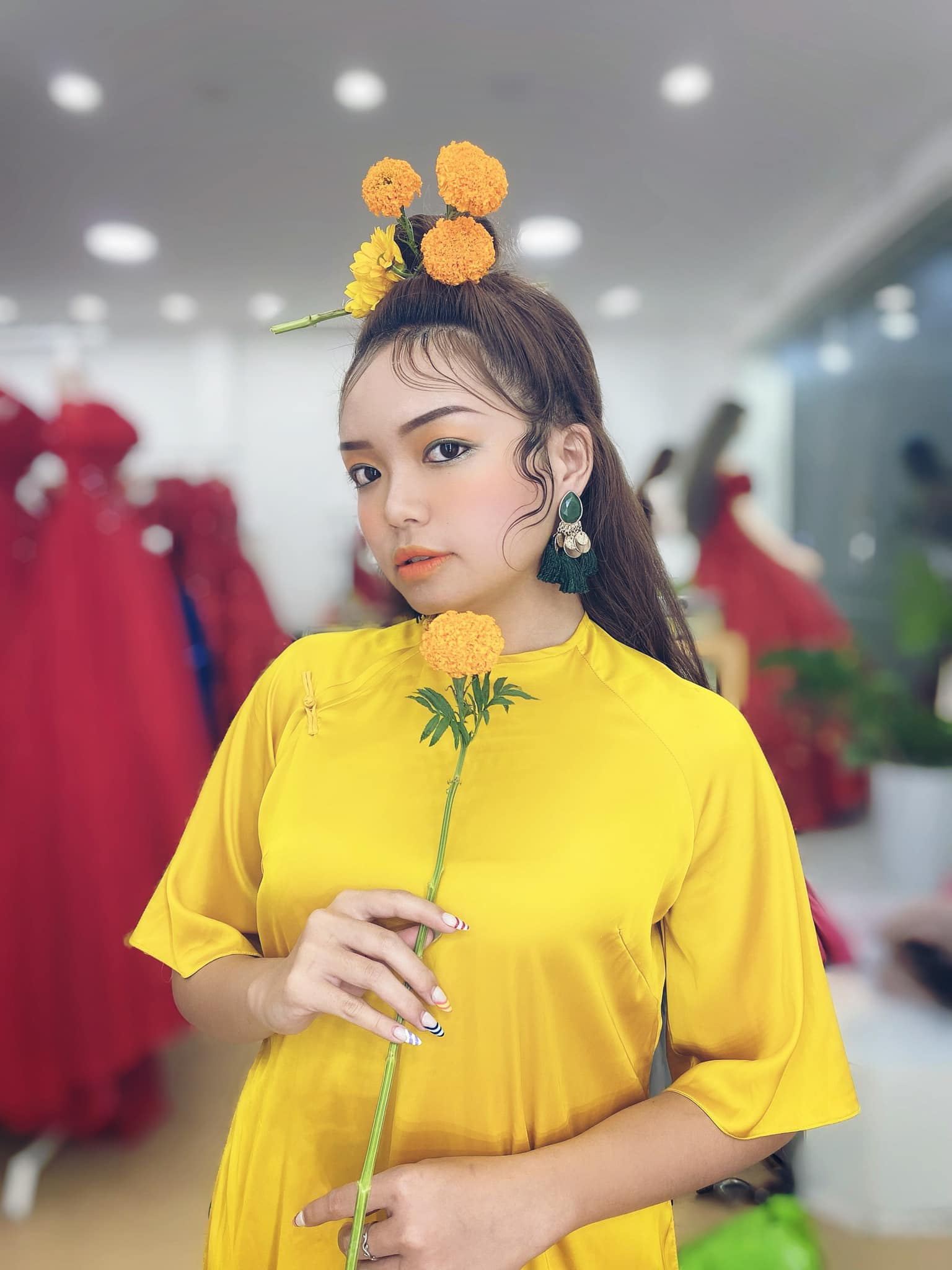Top 7 tiệm trang điểm cô dâu đẹp nhất tại Trà Vinh -  Nơ Studio - Make Up - Bridal