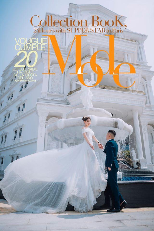 Top 11 Studio chụp ảnh cưới ngoại cảnh đẹp và chất lượng nhất TP. Vinh, Nghệ An -  Áo Cưới Saigonparis