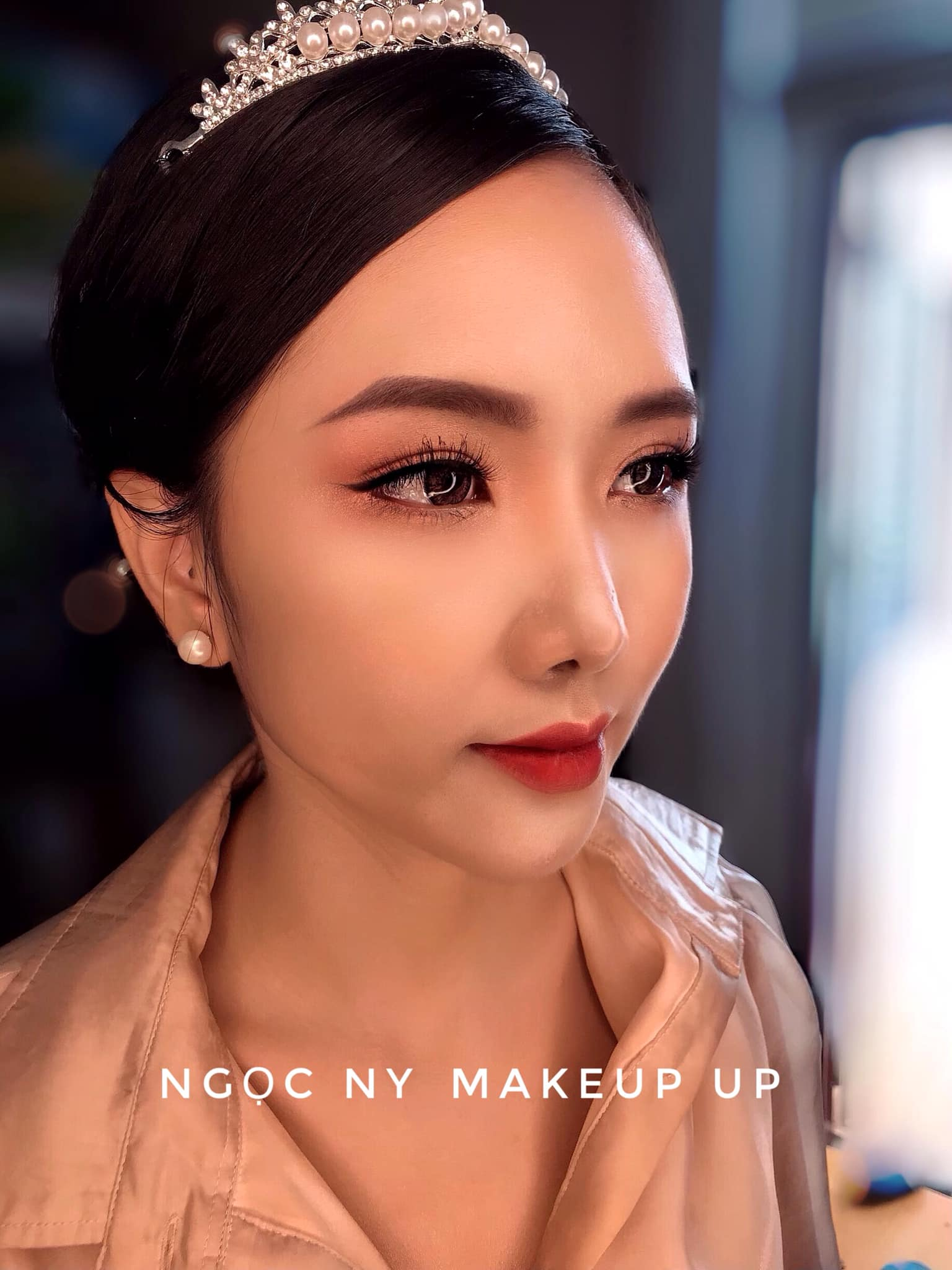 Top 7  tiệm trang điểm cô dâu đẹp nhất tại Vũng Tàu -  Ngọc Ny Make Up