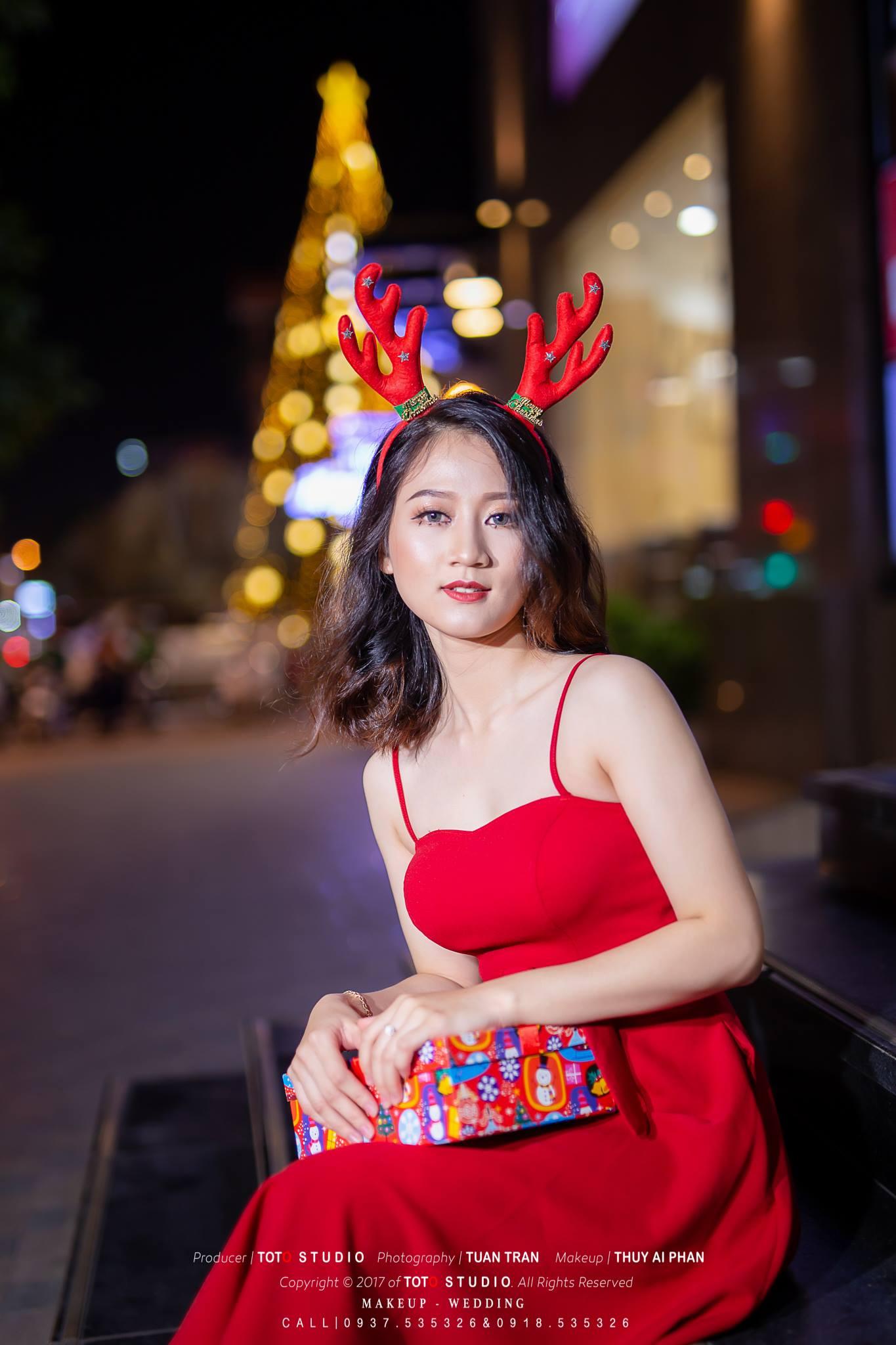 Top 7 tiệm trang điểm cô dâu đẹp nhất tại Đồng Nai -  Thúy Ái Phan Makeup (TOTO STUDIO)