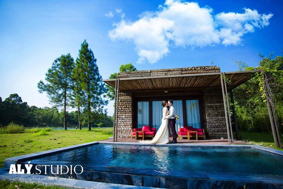 Xếp hạng 7 Studio chụp ảnh cưới phong cách Hàn Quốc đẹp nhất Bắc Giang -  ÁO CƯỚI A LÝ