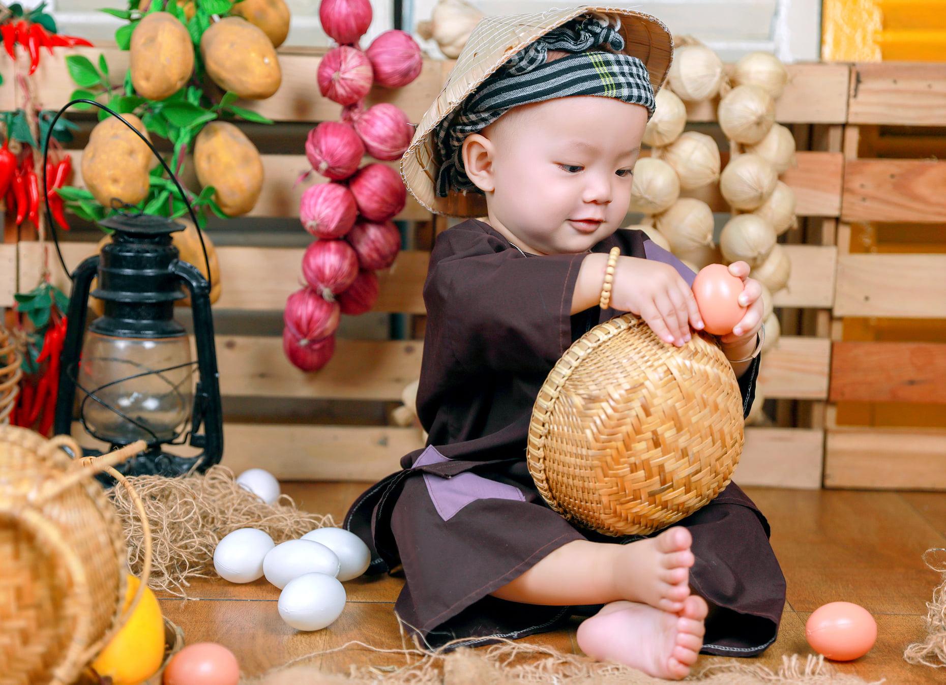 Top 7 Studio chụp ảnh cho bé đẹp và chất lượng nhất Cần Thơ - Studio Ohtiti