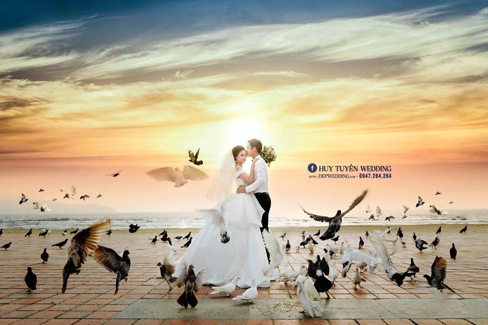 Xếp hạng 8 studio chụp ảnh cưới đẹp nhất Đà Nẵng -  Huy Tuyền Đẹp + Wedding