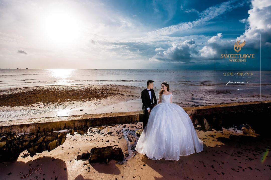 Xếp hạng 5 Studio chụp ảnh cưới đẹp nhất TP Rạch Giá, Kiên Giang -  Áo Cưới Sweetlove