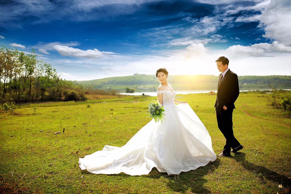 Xếp hạng 5 Studio chụp ảnh cưới đẹp nhất Lộc Ninh, Bình Phước -  V-Phúc Wedding