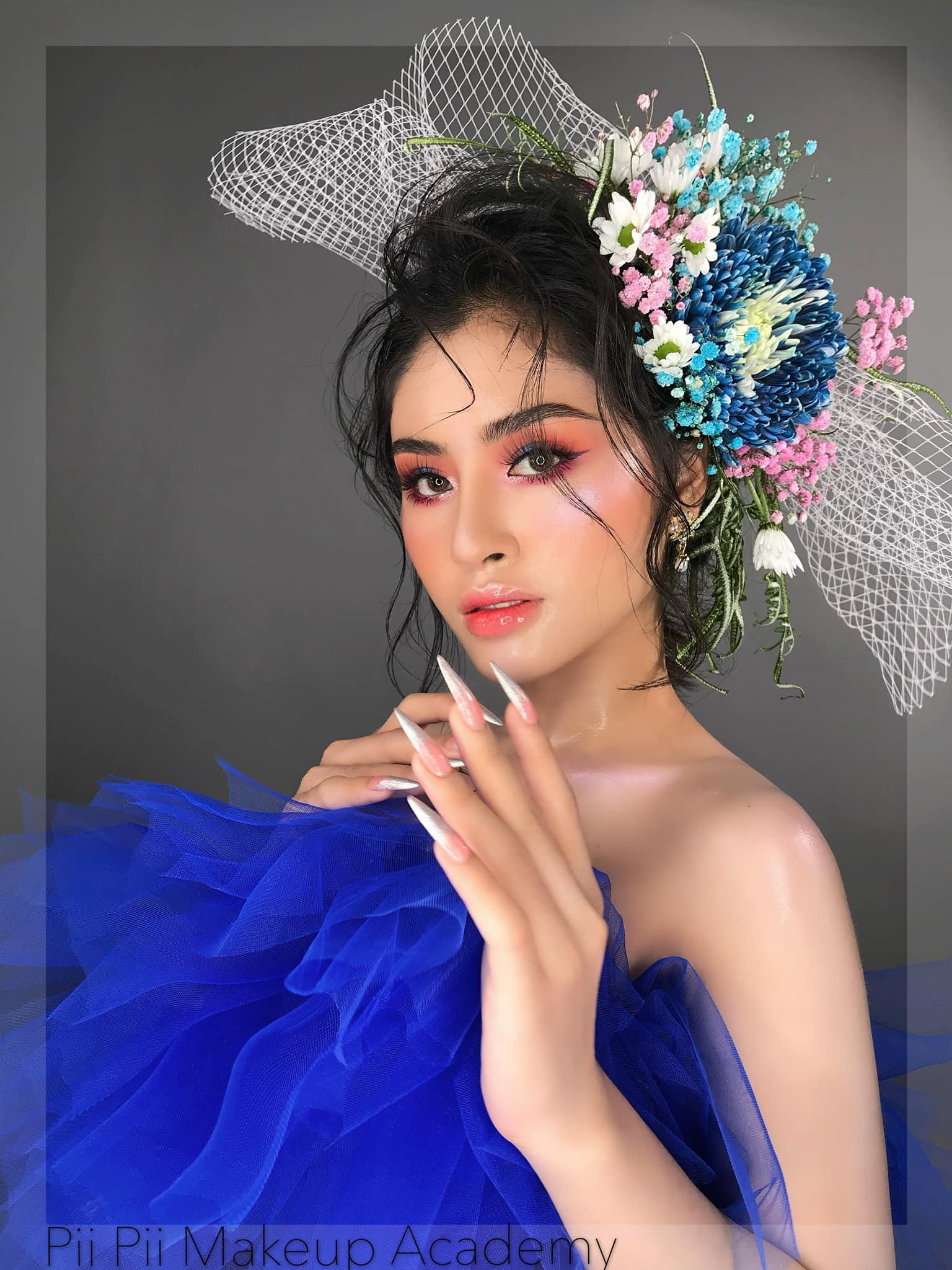 Top 7 tiệm trang điểm cô dâu đẹp nhất tại Long An -  Pii Make Up