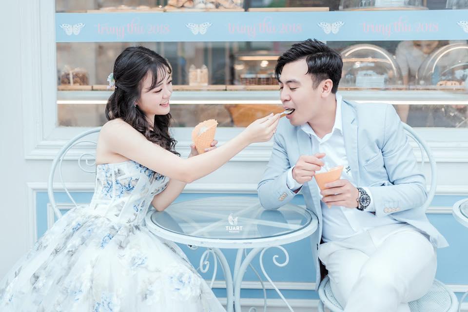 Xếp hạng 7 Studio chụp ảnh cưới phong cách Hàn Quốc đẹp nhất quận Cầu Giấy, Hà Nội -  TuArt Wedding
