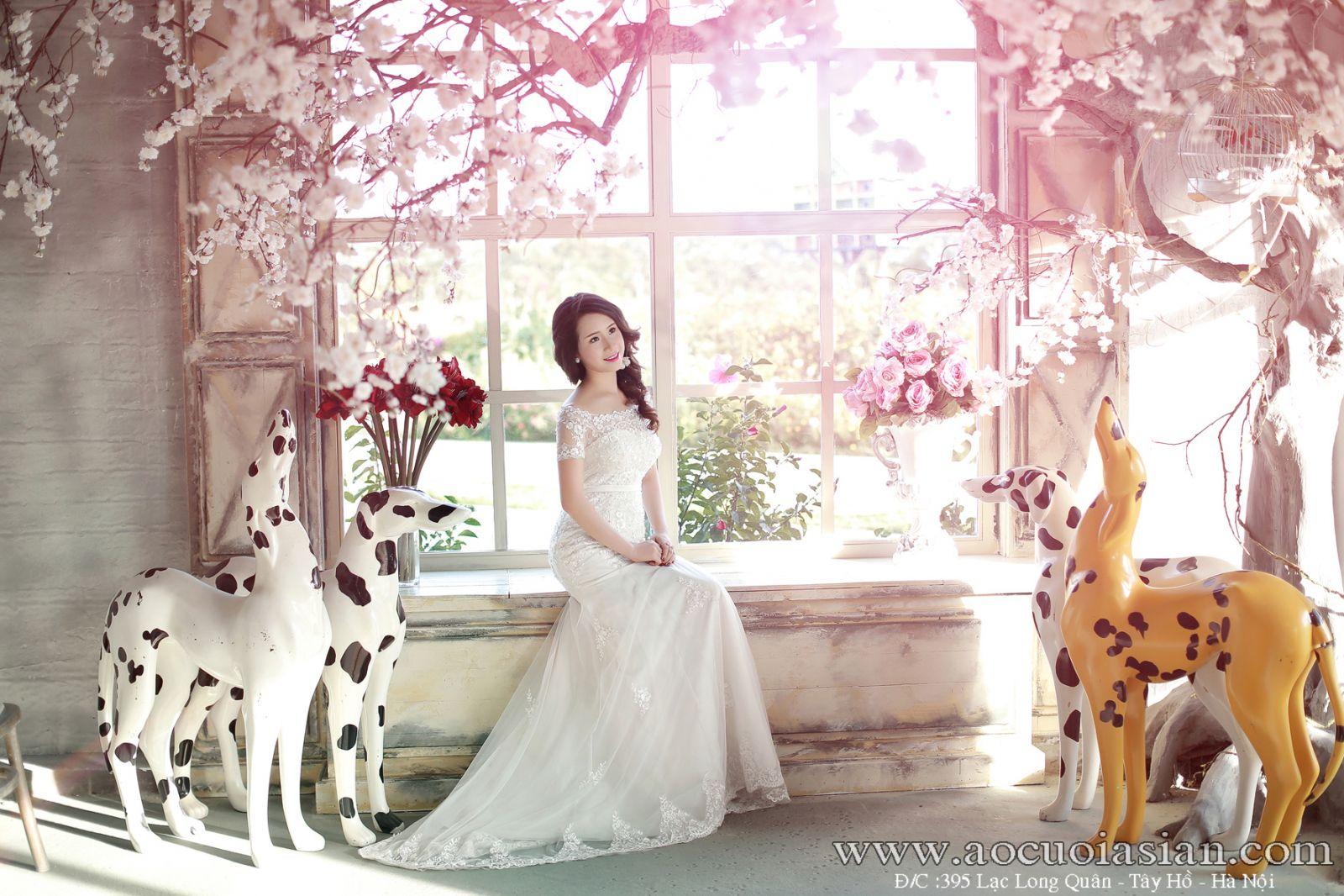 Xếp hạng 6 Studio chụp ảnh cưới phong cách Hàn Quốc đẹp nhất quận Tây Hồ, Hà Nội -  Ảnh Viện Áo Cưới Asian