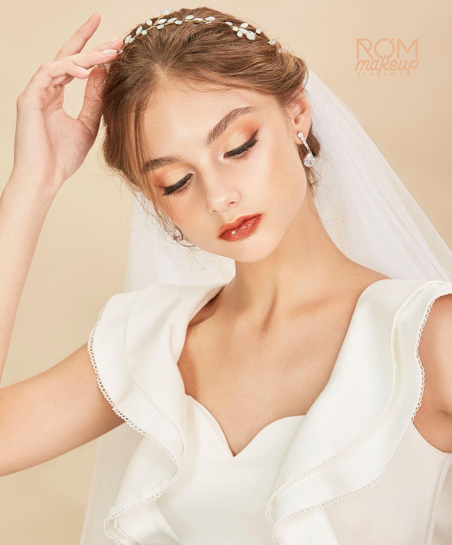 Top 7 tiệm trang điểm cô dâu đẹp nhất tại Long An -  Rơm Studio