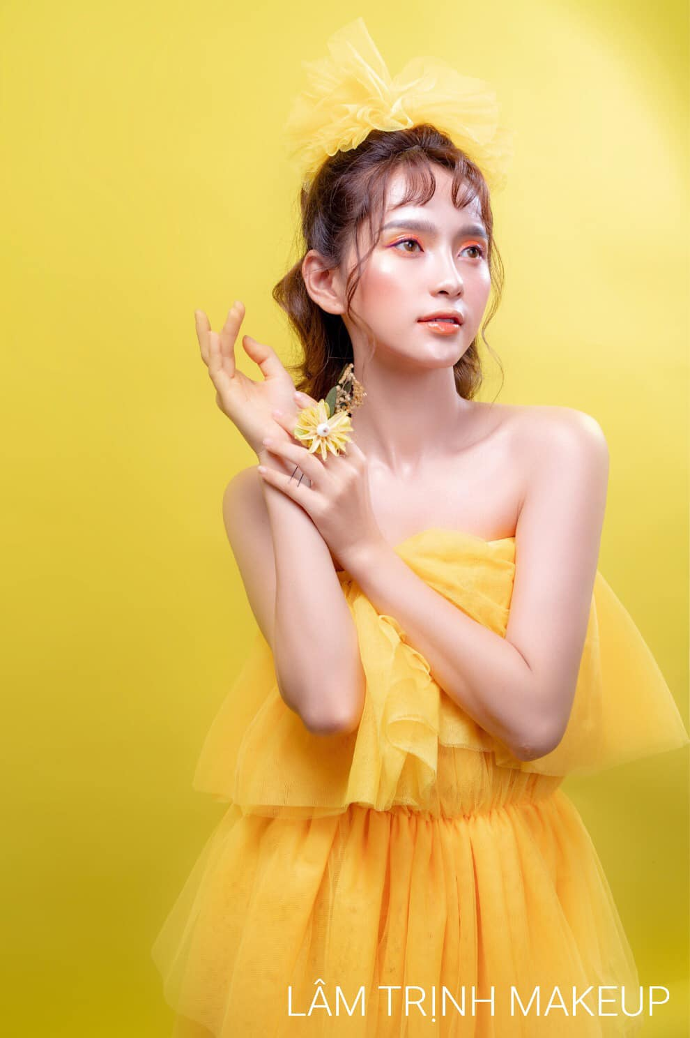 Top 7 tiệm trang điểm cô dâu đẹp nhất tại Nha Trang -  Hành Tây Wedding