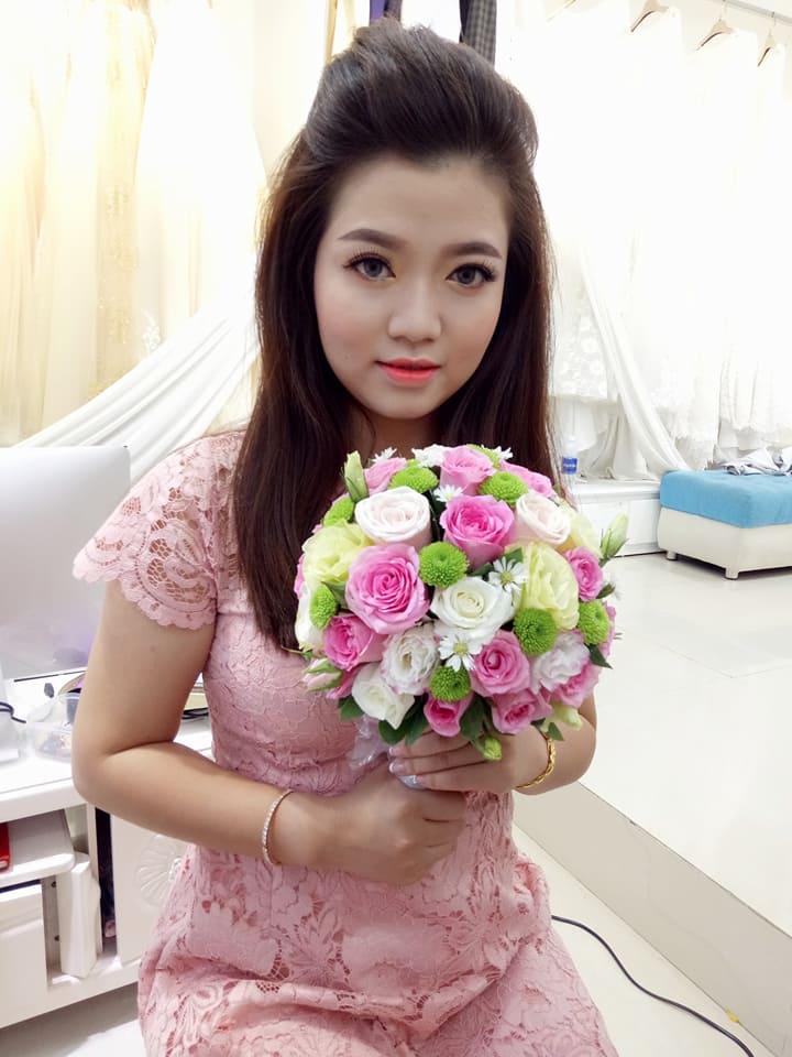 Top 7 tiệm trang điểm cô dâu đẹp nhất tại Đồng Tháp -  Tran Nguyen Make Up (Áo Cưới Đổng Vỹ)