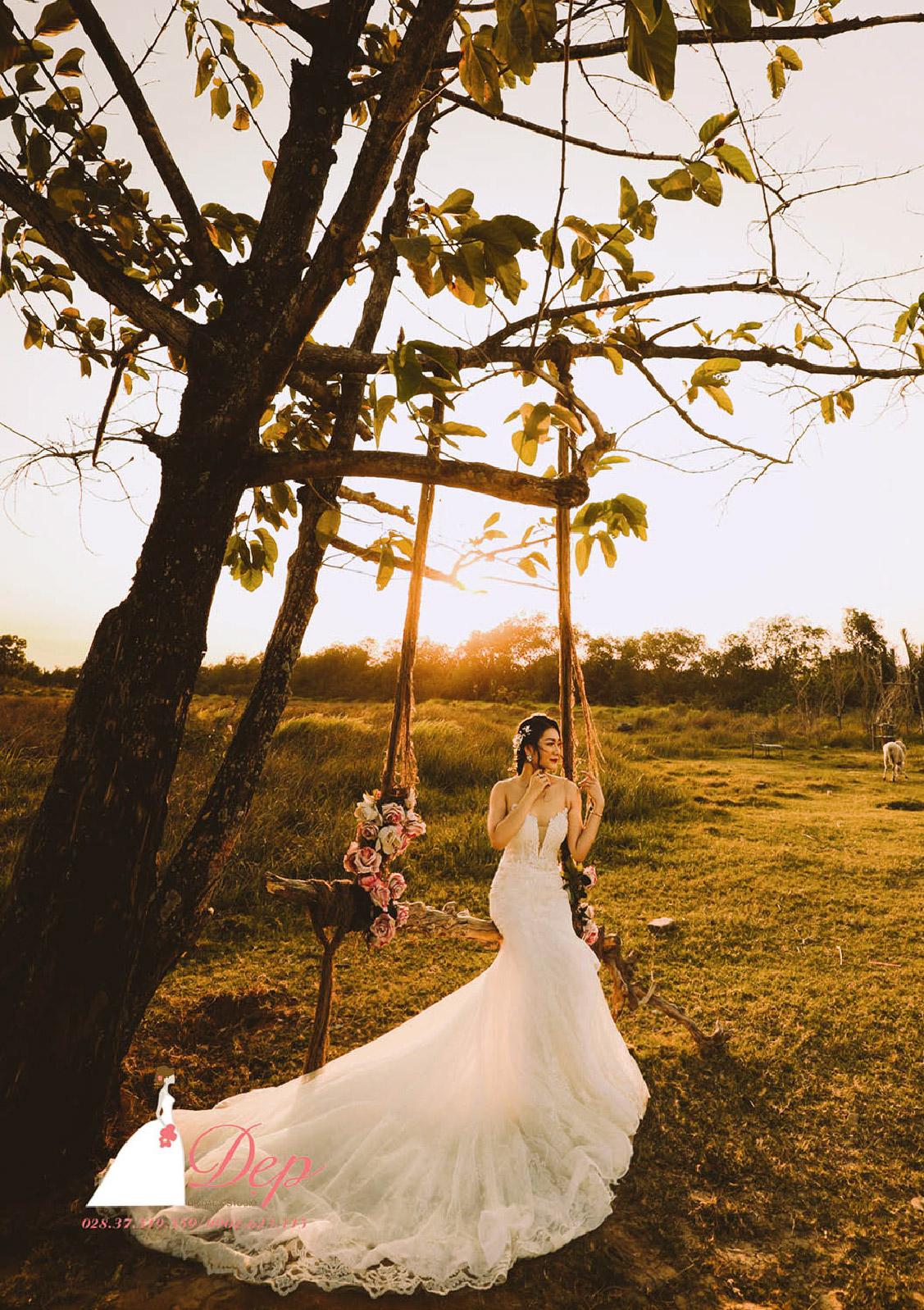 Xếp hạng 5 Studio chụp ảnh cưới phong cách Hàn Quốc đẹp nhất quận 6, TP. HCM -  Đẹp Bridal & Studio