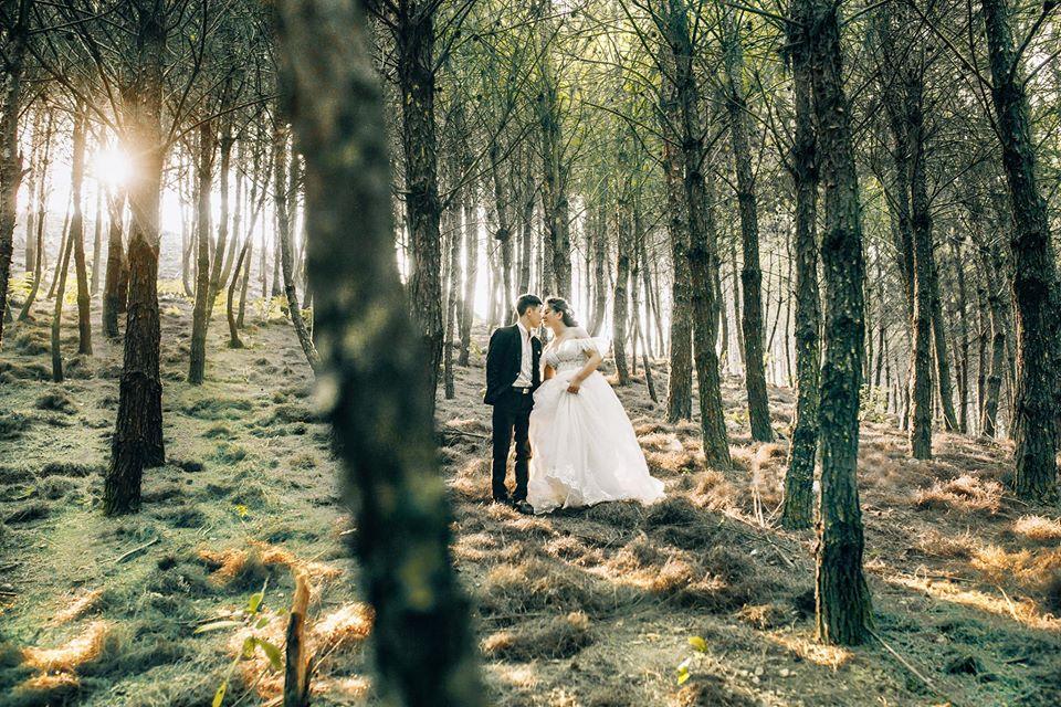 Xếp hạng 6 Studio chụp ảnh cưới đẹp nhất Sơn La -  Ảnh Viện Áo Cưới Hùng Lan