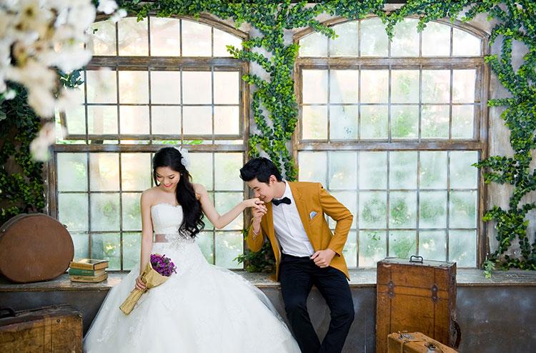 Xếp hạng 10 Studio chụp ảnh cưới đẹp và chất lượng nhất Đồng Nai -  Trịnh Wedding