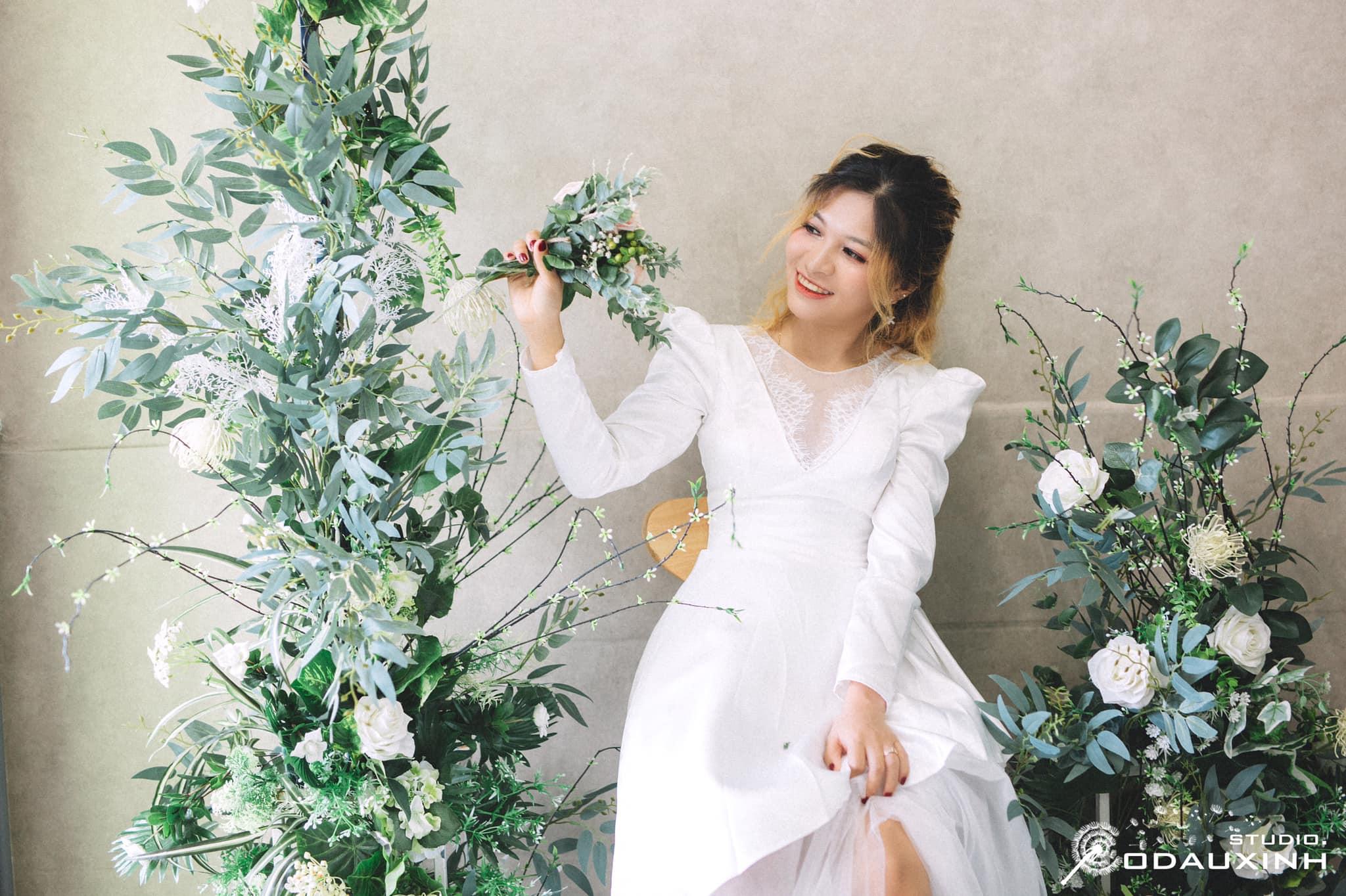 Top 7 tiệm trang điểm cô dâu đẹp nhất tại Nha Trang -  Cam Thanh Thanh make up (Studio cô dâu xinh NT)