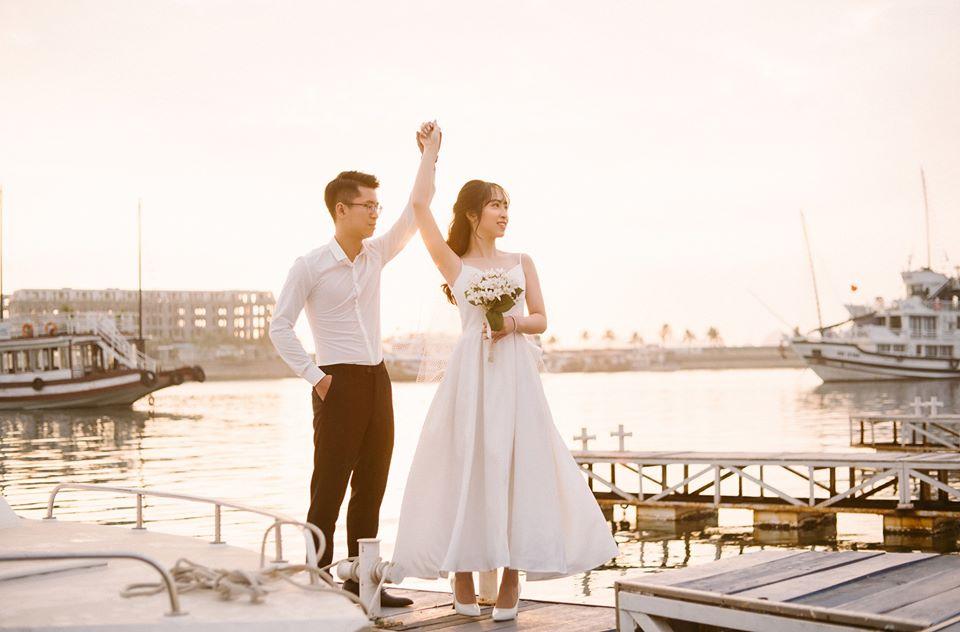 Xếp hạng 7 Studio chụp ảnh cưới phong cách Hàn Quốc đẹp nhất Hải Phòng -  An Trang Wedding