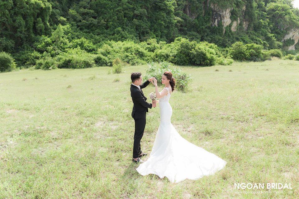 Xếp hạng 12 Studio chụp ảnh cưới đẹp và chất lượng nhất quận Hải Châu, Đà Nẵng -  Ngoan Bridal
