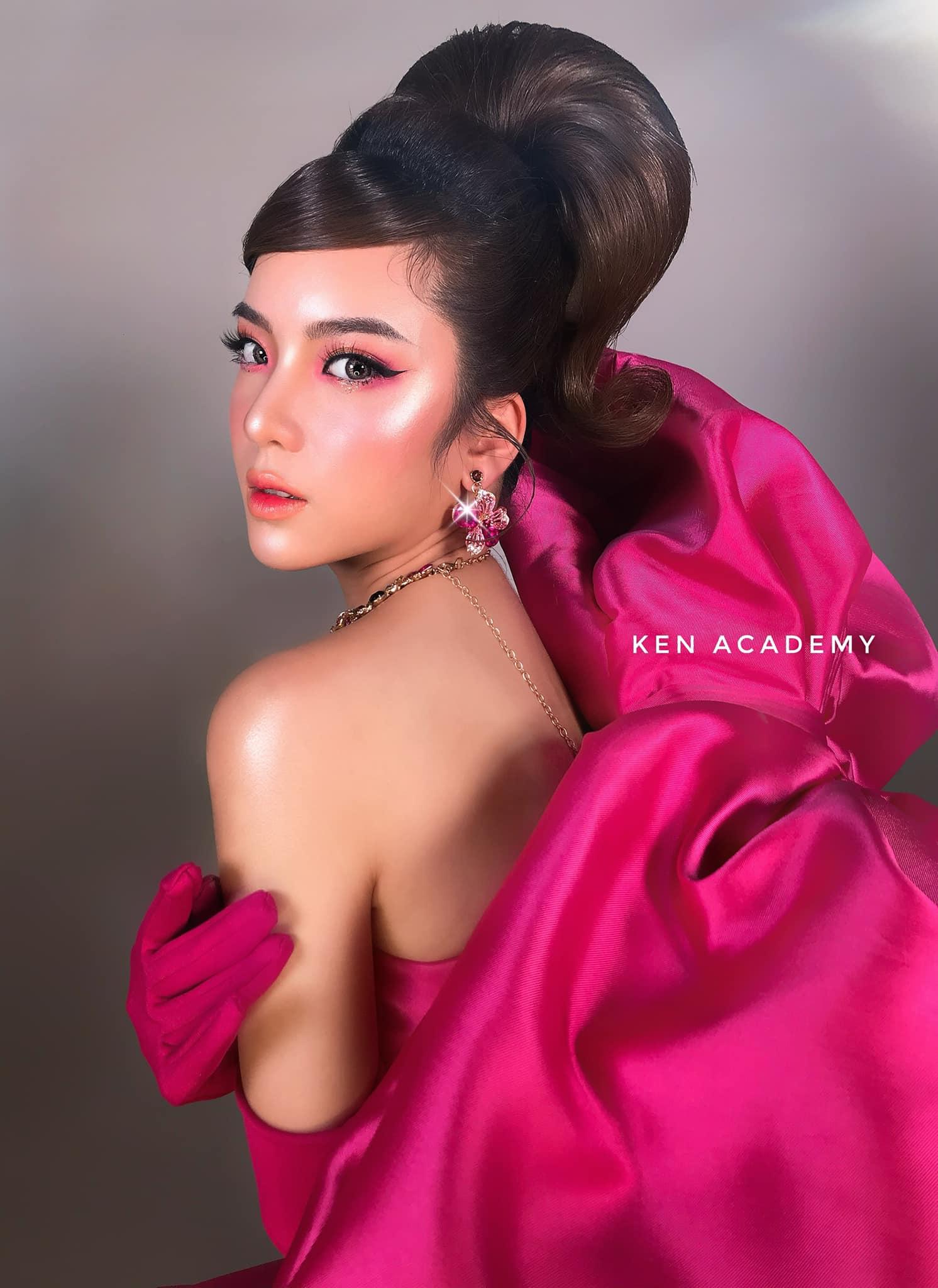 Top 7 tiệm trang điểm cô dâu đẹp nhất tại TP. Hồ Chí Minh -  Ken Make Up Academy Bridal