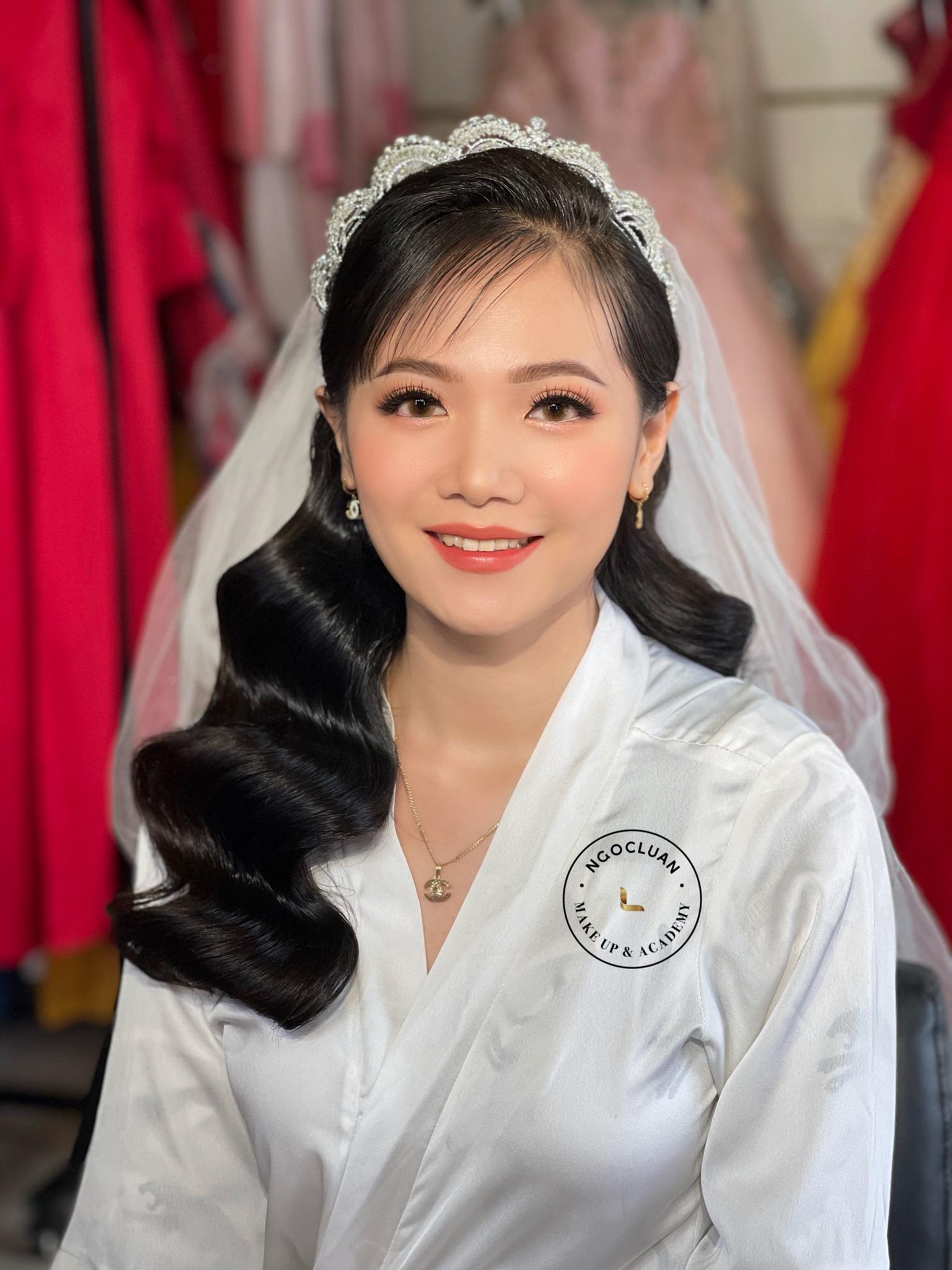 Top 7 tiệm trang điểm cô dâu đẹp nhất tại Đồng Tháp -  Ngọc Luận Make-Up Artist