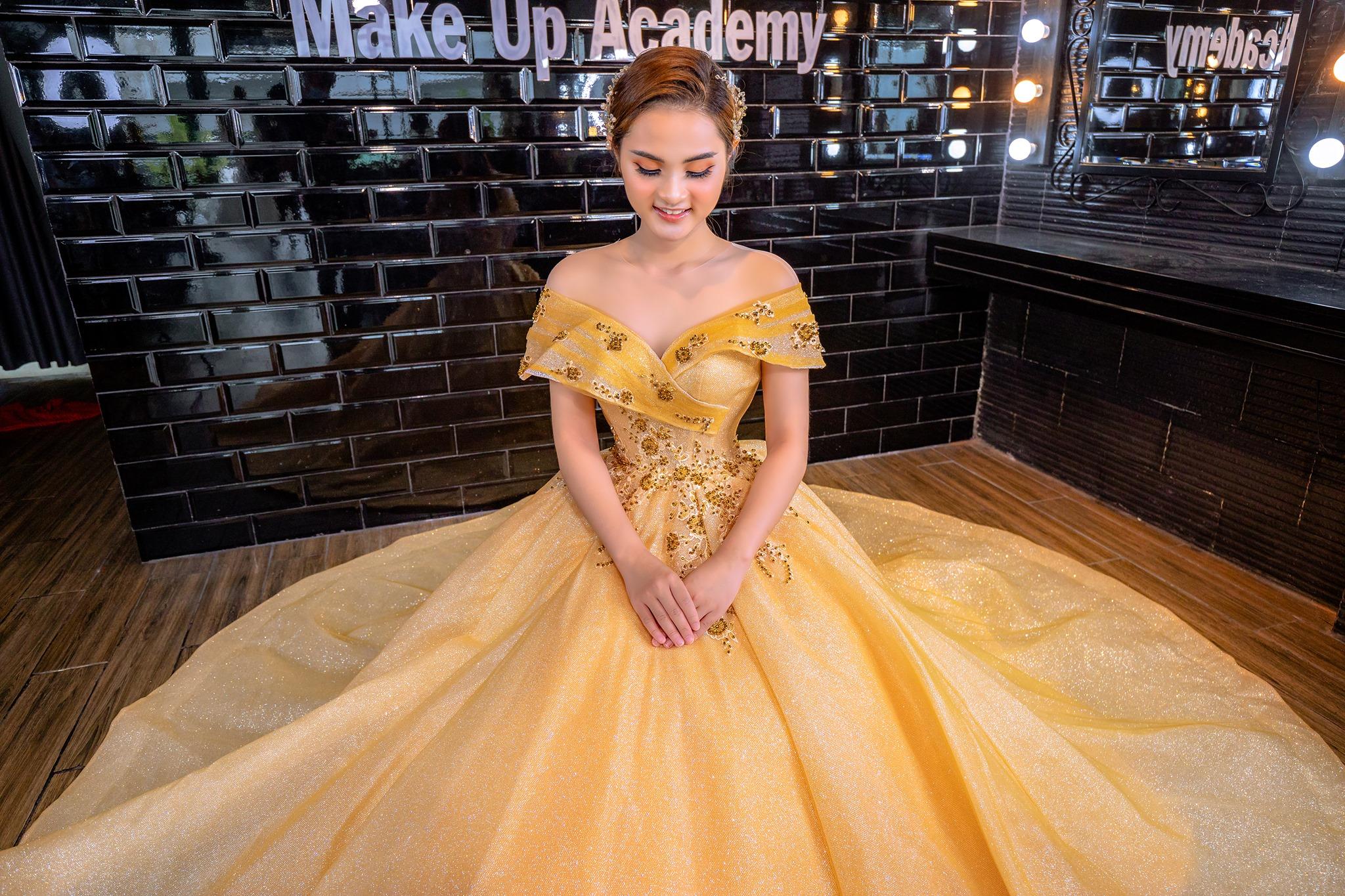 Top 7 tiệm trang điểm cô dâu đẹp nhất tại TP. Hồ Chí Minh -  Kỳ Hân Make up
